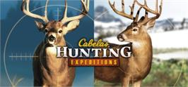 Banner artwork for Cabela's® Hunting Expeditions.