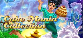 Banner artwork for Cake Mania Collection.