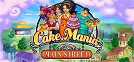 Banner artwork for Cake Mania Main Street.