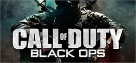 Banner artwork for Call of Duty®: Black Ops.