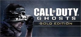 Banner artwork for Call of Duty®: Ghosts.
