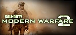 Banner artwork for Call of Duty®: Modern Warfare® 2.