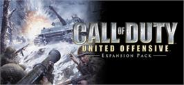 Banner artwork for Call of Duty: United Offensive.