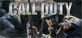 Banner artwork for Call of Duty.