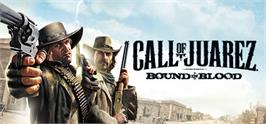 Banner artwork for Call of Juarez®: Bound in Blood.