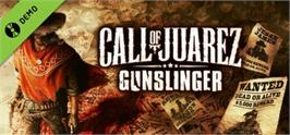 Banner artwork for Call of Juarez Gunslinger Demo.