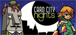 Banner artwork for Card City Nights.