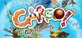 Banner artwork for Cargo! The Quest for Gravity.
