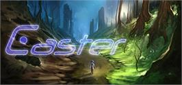 Banner artwork for Caster.