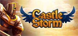 Banner artwork for CastleStorm.