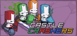 Banner artwork for Castle Crashers.