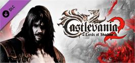 Banner artwork for Castlevania: Lords of Shadow 2 - Armored Dracula Costume.