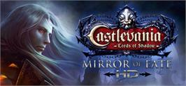Banner artwork for Castlevania: Lords of Shadow  Mirror of Fate HD.