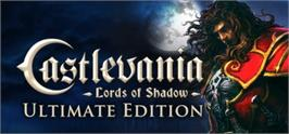 Banner artwork for Castlevania: Lords of Shadow  Ultimate Edition.