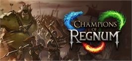 Banner artwork for Champions of Regnum.