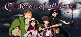 Banner artwork for Children of Liberty.