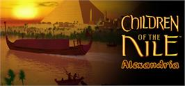 Banner artwork for Children of the Nile: Alexandria.
