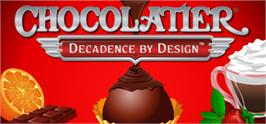 Banner artwork for Chocolatier®: Decadence by Design.