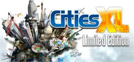 Banner artwork for Cities XL Limited Edition.