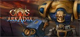 Banner artwork for City of Steam: Arkadia.