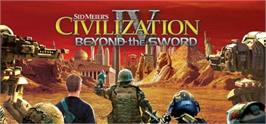 Banner artwork for Civilization IV: Beyond the Sword.