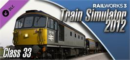 Banner artwork for Class 33 Add-On.