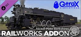 Banner artwork for Class S-2 Berkshire RailWorks Add-on.
