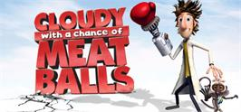 Banner artwork for Cloudy with a Chance of Meatballs.
