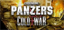 Banner artwork for Codename: Panzers - Cold War.