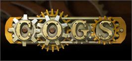 Banner artwork for Cogs.