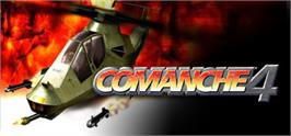 Banner artwork for Comanche 4.