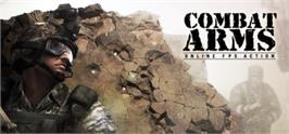 Banner artwork for Combat Arms.