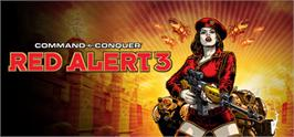 Banner artwork for Command & Conquer: Red Alert 3.