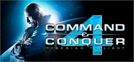 Banner artwork for Command & Conquer 4: Tiberian Twilight.
