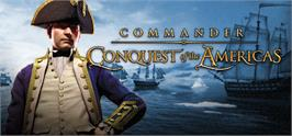 Banner artwork for Commander: Conquest of the Americas.