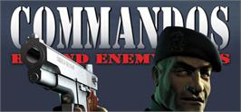 Banner artwork for Commandos: Behind Enemy Lines.
