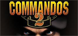 Banner artwork for Commandos 2: Men of Courage.