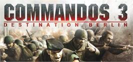 Banner artwork for Commandos 3: Destination Berlin.