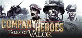 Banner artwork for Company of Heroes: Tales of Valor.