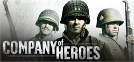 Banner artwork for Company of Heroes.