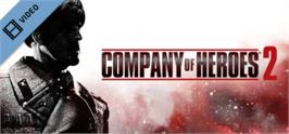 Banner artwork for Company of Heroes 2.