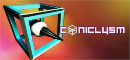Banner artwork for Coniclysm.