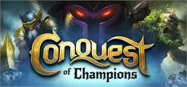 Banner artwork for Conquest of Champions.