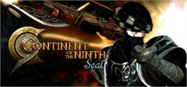 Banner artwork for Continent of the Ninth Seal.
