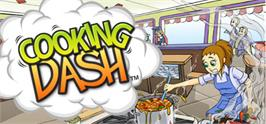 Banner artwork for Cooking Dash®.