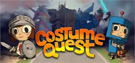 Banner artwork for Costume Quest.