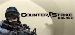 Banner artwork for Counter-Strike: Source.