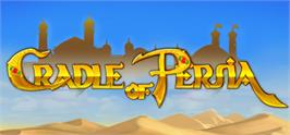Banner artwork for Cradle of Persia.