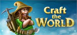 Banner artwork for Craft The World.