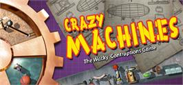 Banner artwork for Crazy Machines.